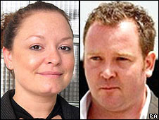 Michelle Palmer and Vince Acors were arrested for having unmarried sex on a Dubai beach in October.