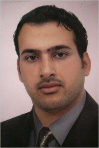 Muntader al-Zaidi. Photo by the Associated Press