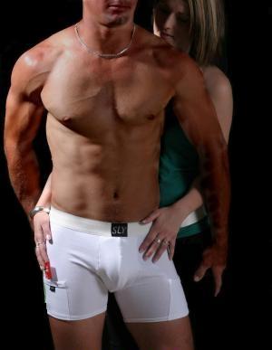 sly underwear