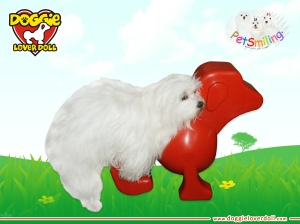 Doggie humping DoggieLoverDoll